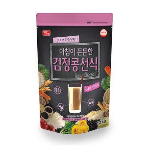아침이 든든한 검정콩 선식 식사대용 쉐이크1.2kg 3봉