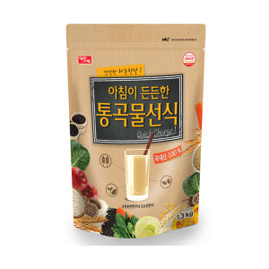 아침이 든든한 통곡물 선식 식사대용 쉐이크 1.3kg