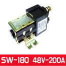 SW-180 /48V 대용량 릴레이 연속 200A  고용량 컨택터