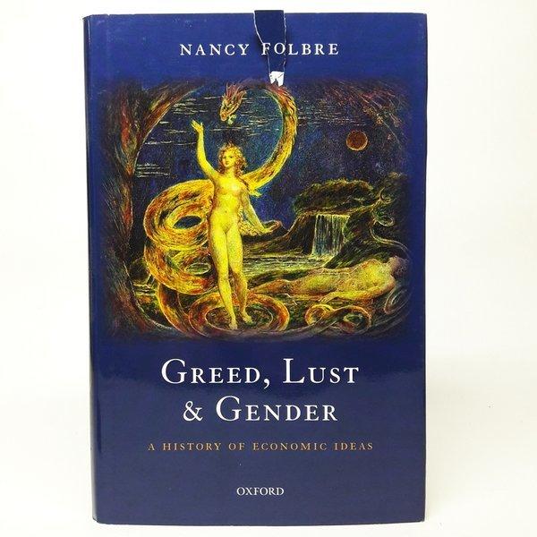 영문Greed Lust and Gender Nancy Folbre