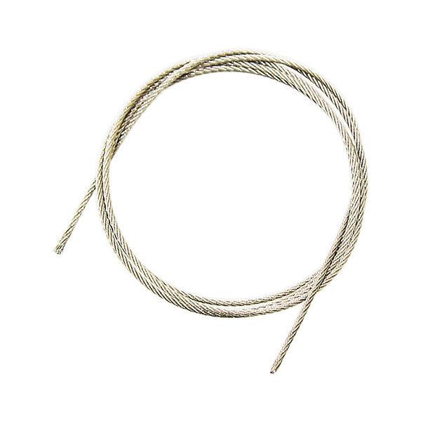 와이어 액자걸이 부속품 와이어 로프 크롬 1.0mm/1M
