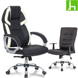 (HJC체어)HJC-6700의자 사무용 컴퓨터 책상 중역 PC방