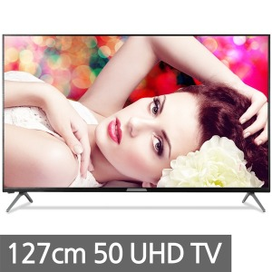 UHDTV 127cm 50 UHD 티비 LED TV모니터 4KTV