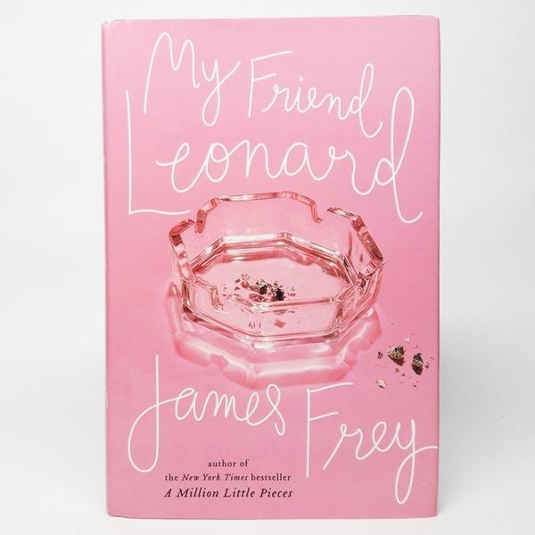 영문서적 My Friend Leonard  James Frey