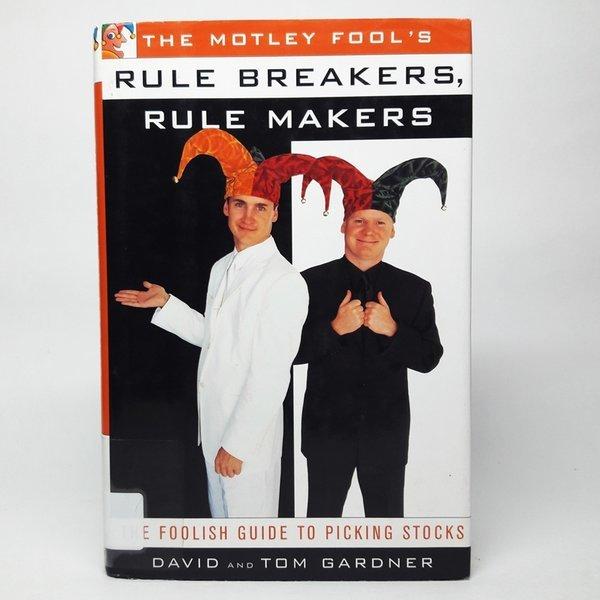 영문서적RULE BREAKERS RULE MAKERS David TomGardner
