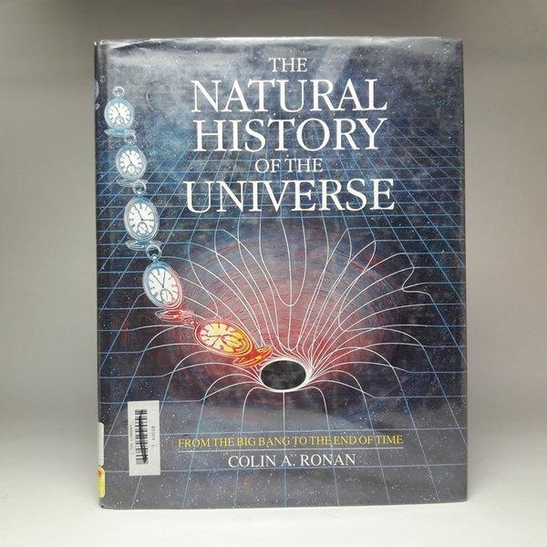 영문도서Natural History of the Universe ColinRonan