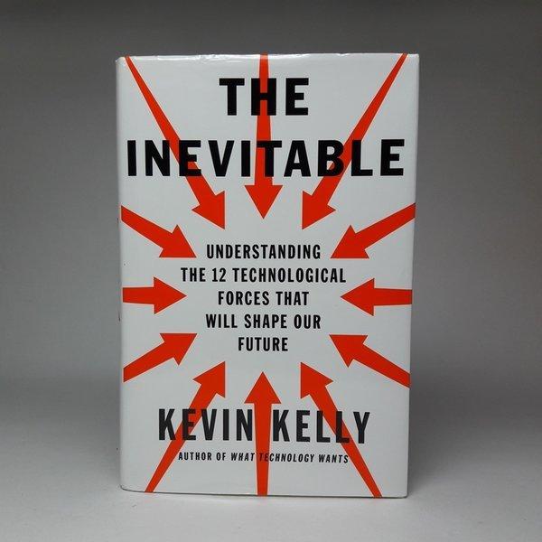 영문서적The Inevitable KEVIN KELLY
