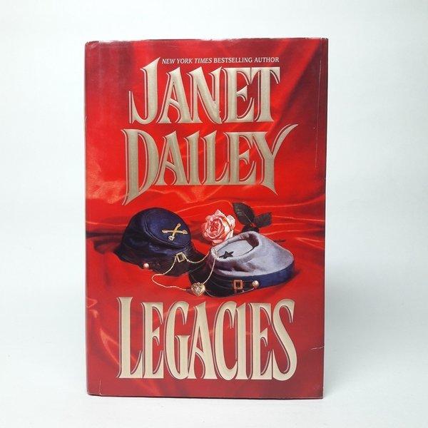 영문소설janet dailey  legacies