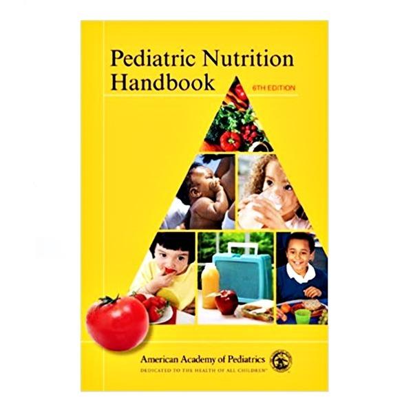 영문서적 Pediatric Nutrition Handbook 6th