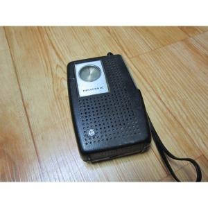 PANASONIC R-1077 라디오 7-TRANSI MATSUSHITA 소품70