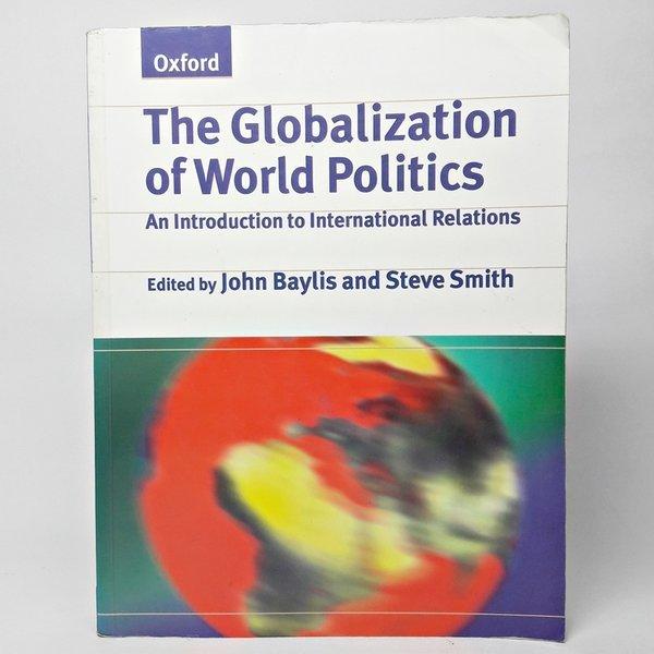 영문서적Globalization of World Politics BaylisJohn