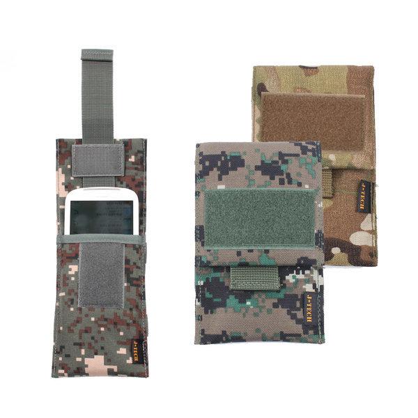 국산 J테크 스마트폰파우치 사각 덮개형 5종 장착가능