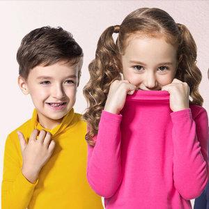 초특가 아동 긴팔 티셔츠 목폴라티 터틀넥 한정수량