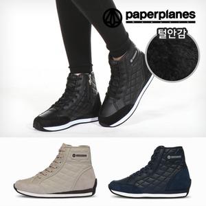 여자신발 겨울운동화 여성 7.5cm 키높이 PP1321-1