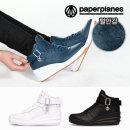 여자신발 겨울운동화 여성 6cm 키높이 PP1334-1