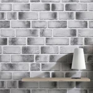 접착식 벽돌시트지 포인트벽지 도배 인테리어필름