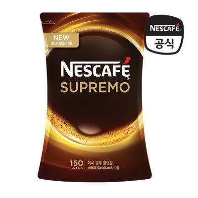[네스까페] 네스카페 수프리모 리필 150g