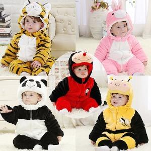 겨울 특가/방한우주복/겨울우주복/동물우주복