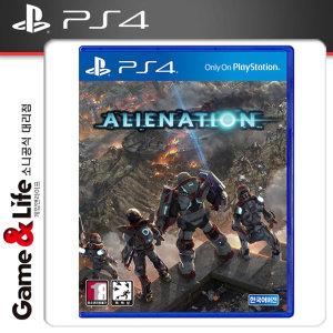 PS4 에일리어네이션 한글판 / 에일리언네이션