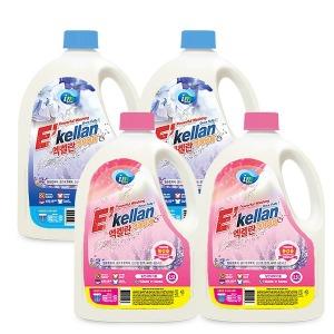 공장직영/ 액체세제2500ml 4개/세탁세제 섬유유연제