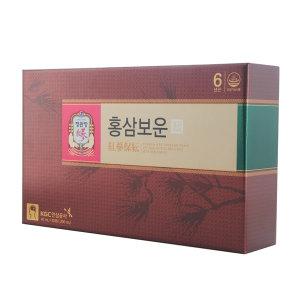 정관장 홍삼보운 건강 식품 홍삼진액 선물 홍삼 30포