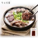 가마솥순대탕 출시기념특가 장순필순대탕5봉+양념장5봉