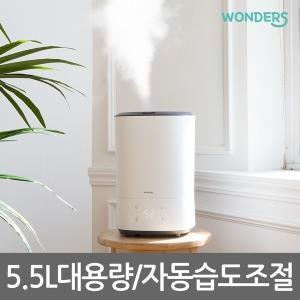 엔트리원더스 WH550 초음파 가습기 5.5L/자동습도조절