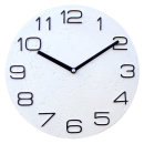 클래식 화이트 벽시계 인테리어 벽걸이시계 특가할인