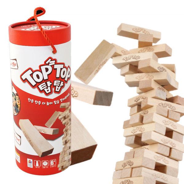 코리아보드게임즈 탑탑 블록쌓기 게임