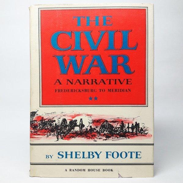 영문서적THE CIVIL WAR SHELBY  FOOTE