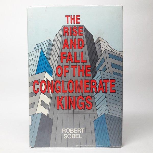 영문THE RISE AND FALL OF THE CONGLOMERATE KINGS