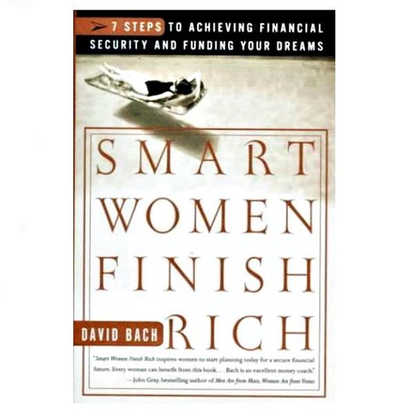 영문서적경제경영smart women finish rich David Bach