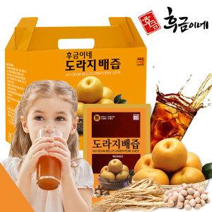 배즙 생강 은행 꿀 도라지배즙 50포