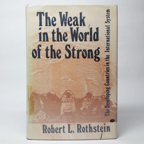 영문서적the Weak in the World of the Strong Robert