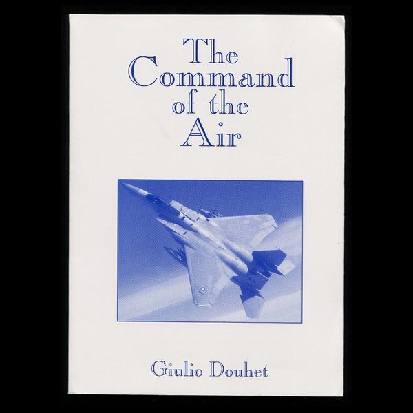 영문서적the Command of the Air Giulio Douhet