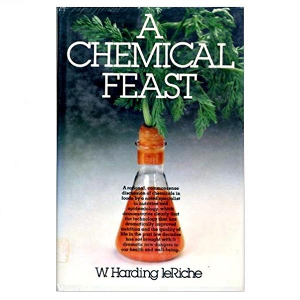 영문서적a chemical feast