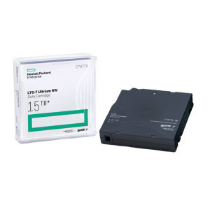 한국HP총판 HP LTO C7977A LTO7 6TB-15TB 백업