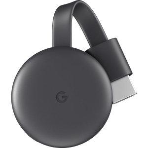 (빠른직구) 구글 크롬캐스트 3세대 한국 미출시 상품