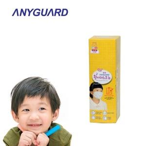 애니가드 KF80 황사마스크 20매 어린이 미세먼지 소형