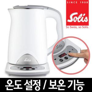 솔리스 온도조절 무선 전기주전자/분유포트 TYPE5512