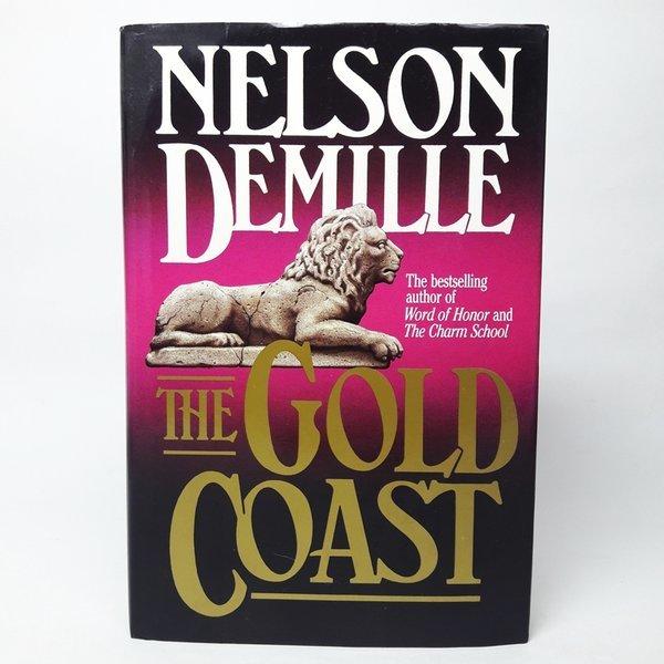 영문소설the gold coast / nelson demille