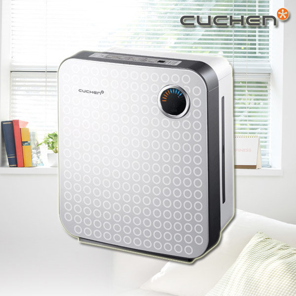 (공식)쿠첸 에어워셔 기화식 청정가습기 CNH-DS533WRD