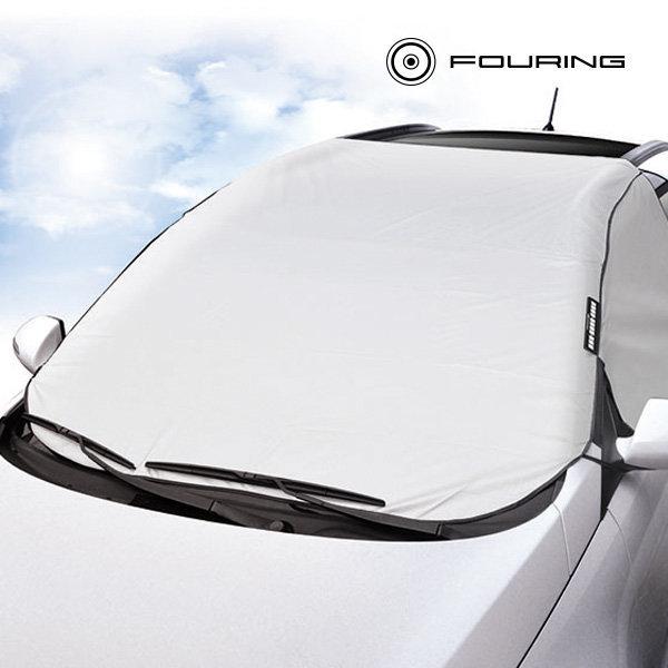 4면형 자동차 유리창 보호커버/성에방지커버 RV/SUV 용