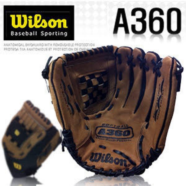 윌슨 야구글러브 A360K A362K/ 올라운드형/야구글러브