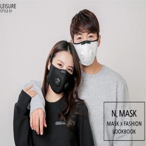 OGK N  황사마스크/미세먼지 마스크 에어가드 KF94