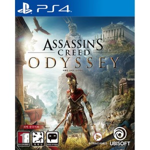 PS4 어쌔신크리드 오디세이 예판코드2종포함 새제품