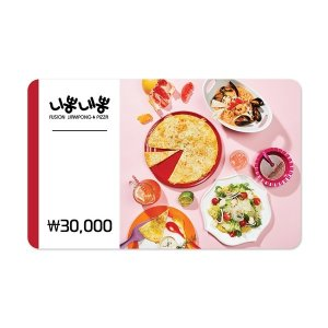 (니뽕내뽕) 기프티카드 3만원권