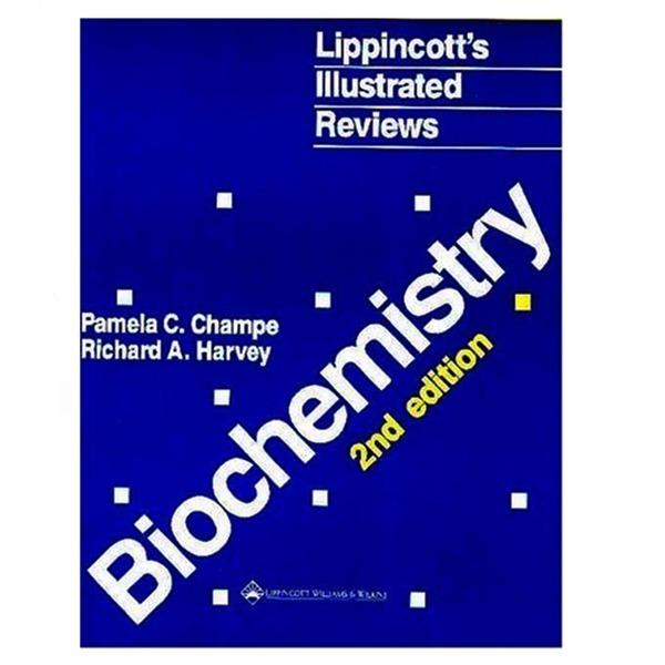 영문서적 BIOCHEMISTRY / pamela champe richard