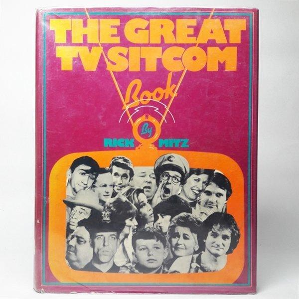 영문서적 the great tv sitcom / rick mitz