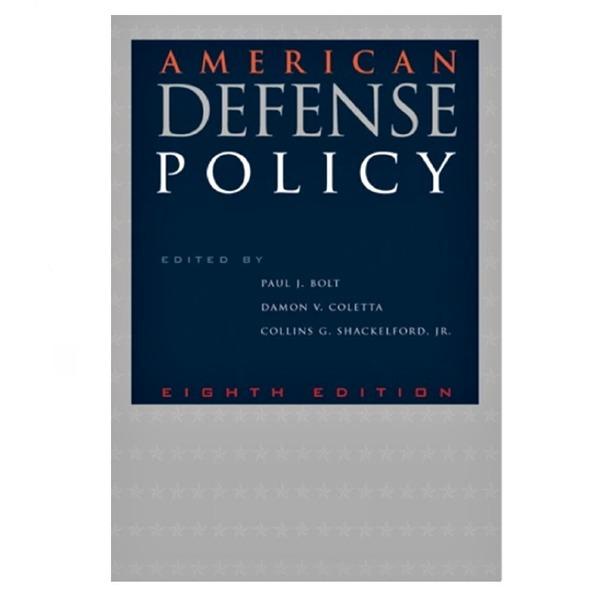 영문서적American Defense Policy / Paul bolt Damon